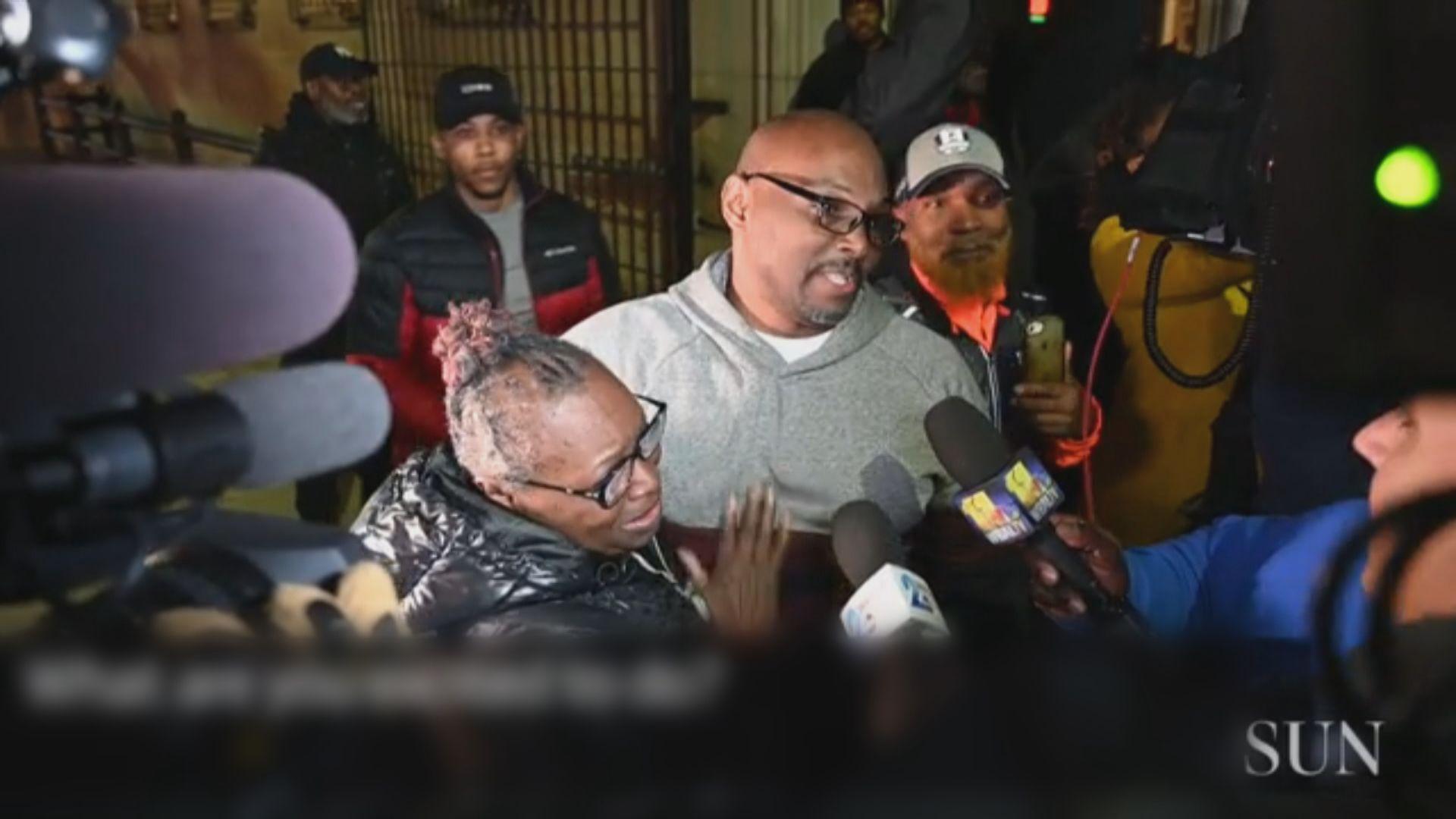 馬里蘭州三人坐冤獄36年終證清白獲釋