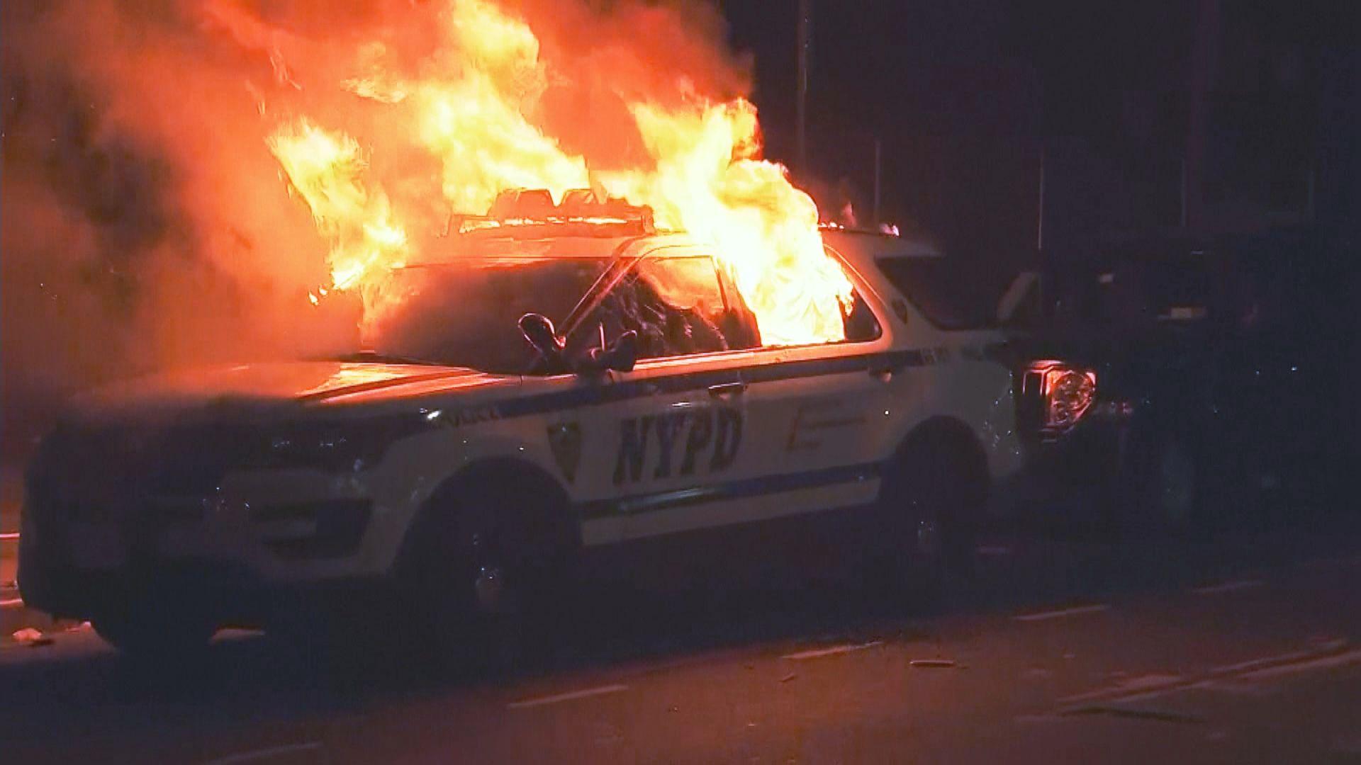 美國最少25個城市宵禁 警方連日示威拘捕逾1300人