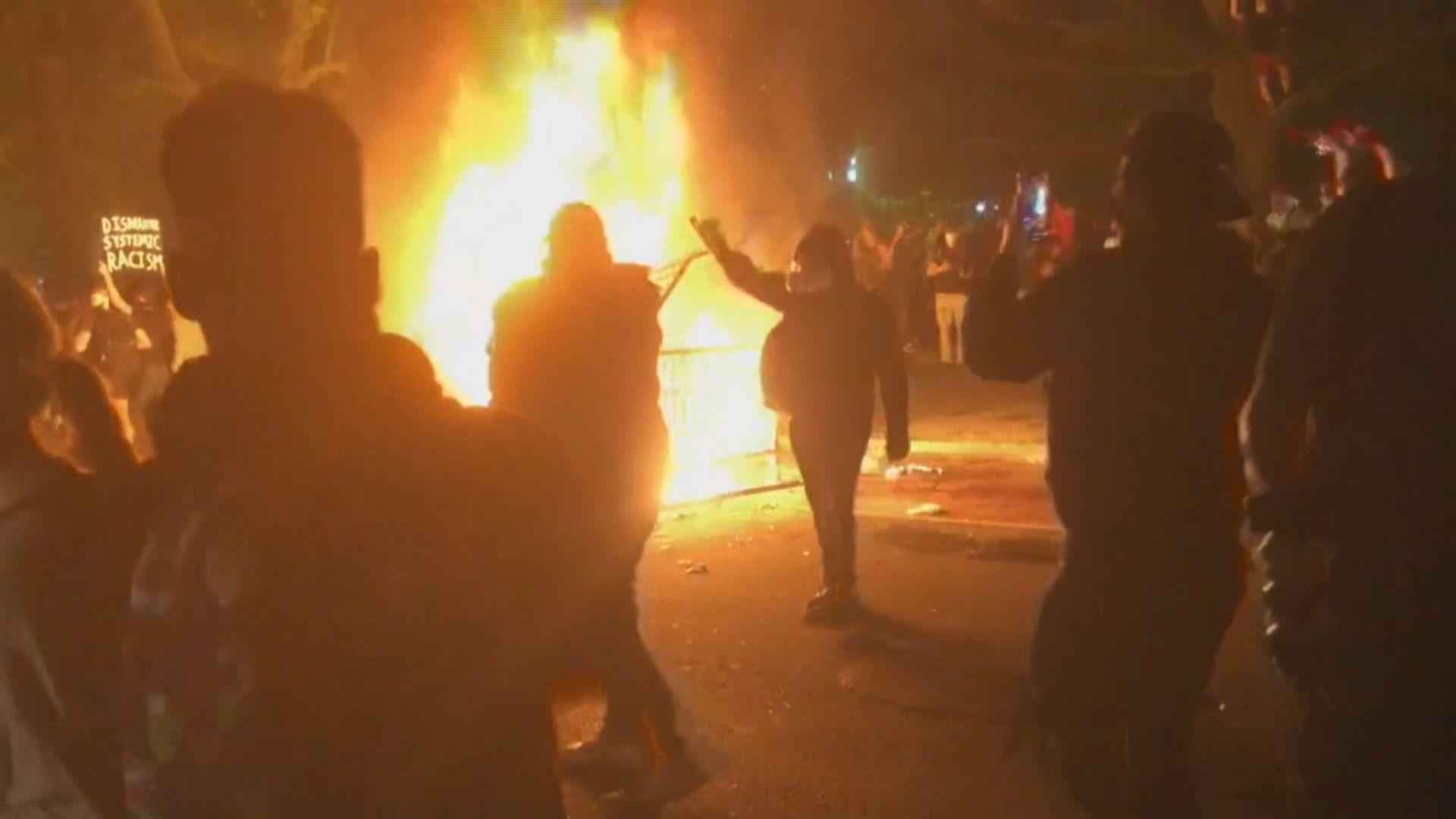 美國示威持續 廿多州份啟動國民警衛軍
