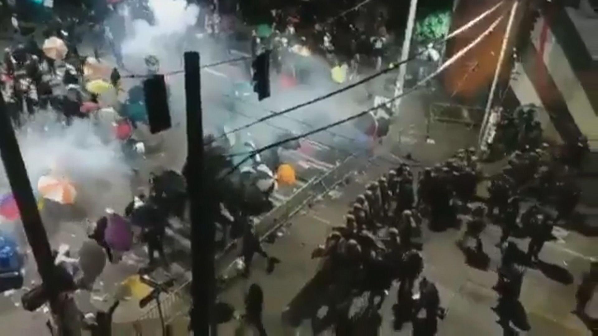 美國示威持續 國防部長不支持引用《叛亂法》