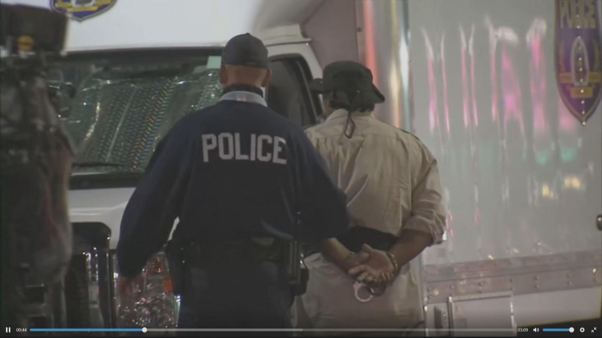 費城警方拘捕涉計劃襲擊點票中心兩男子