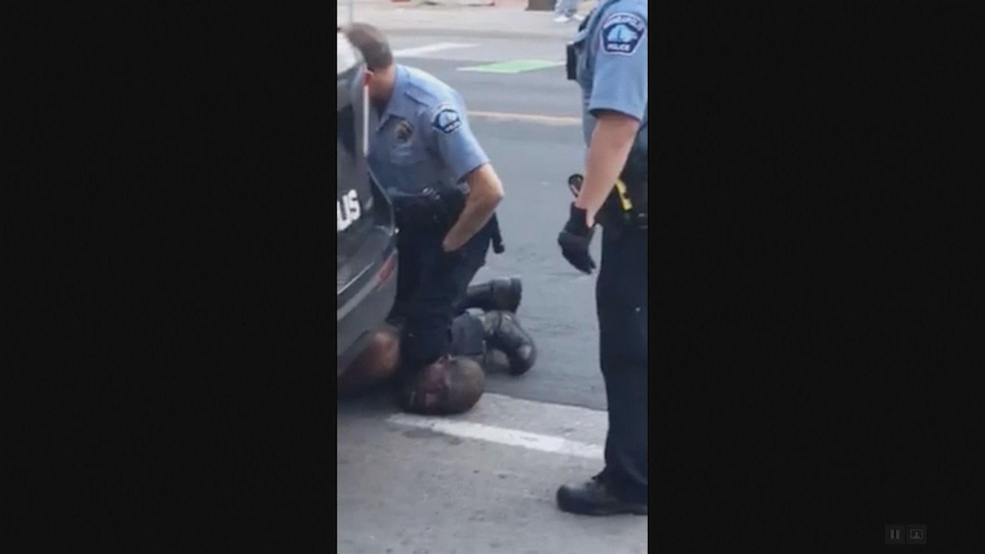 拍下美國黑人遭警跪頸片少女獲普立茲特別表揚