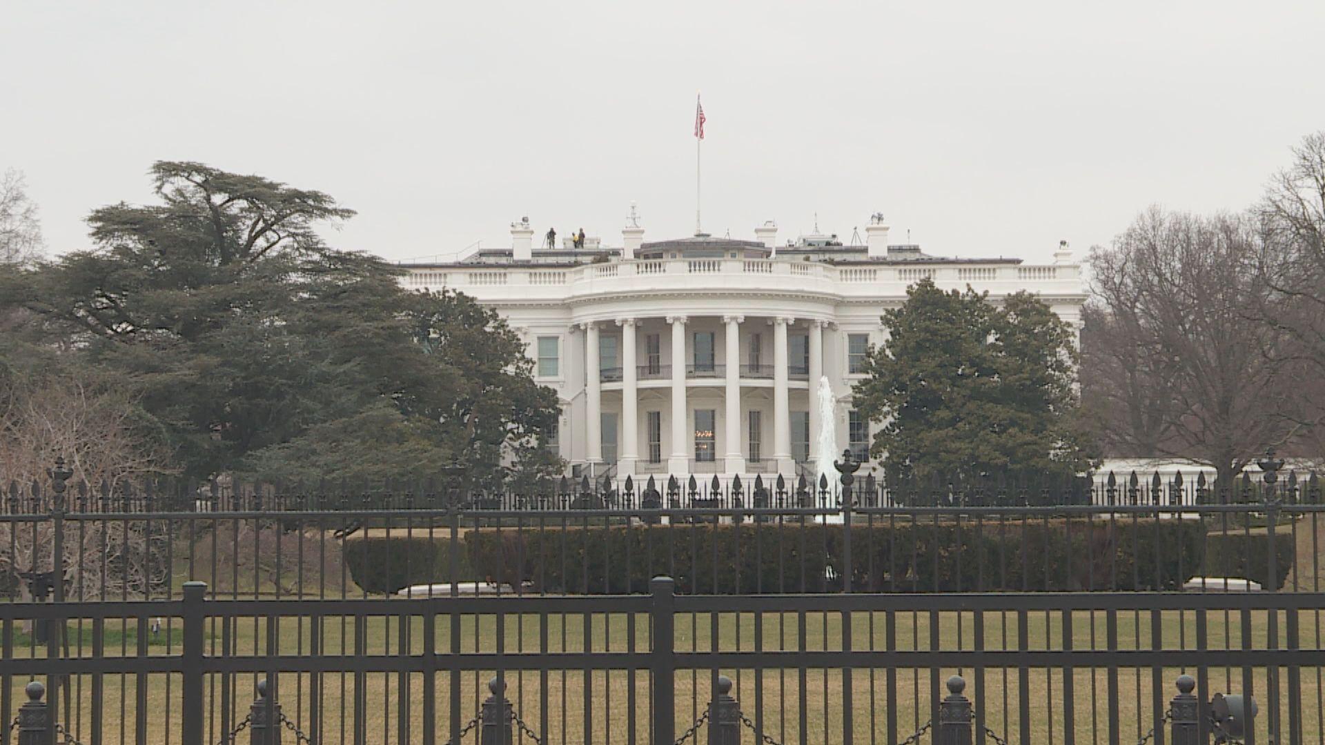 據報有議員促請援引憲法 判定特朗普喪失履行總統能力