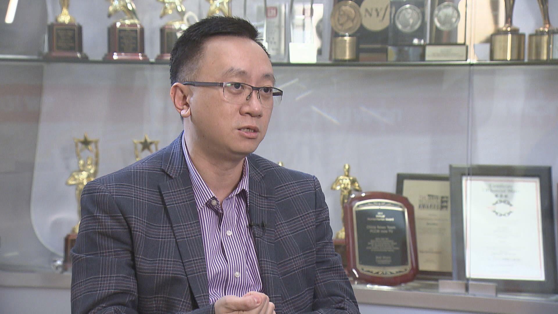 方保僑:在美國將不能使用TikTok和WeChat