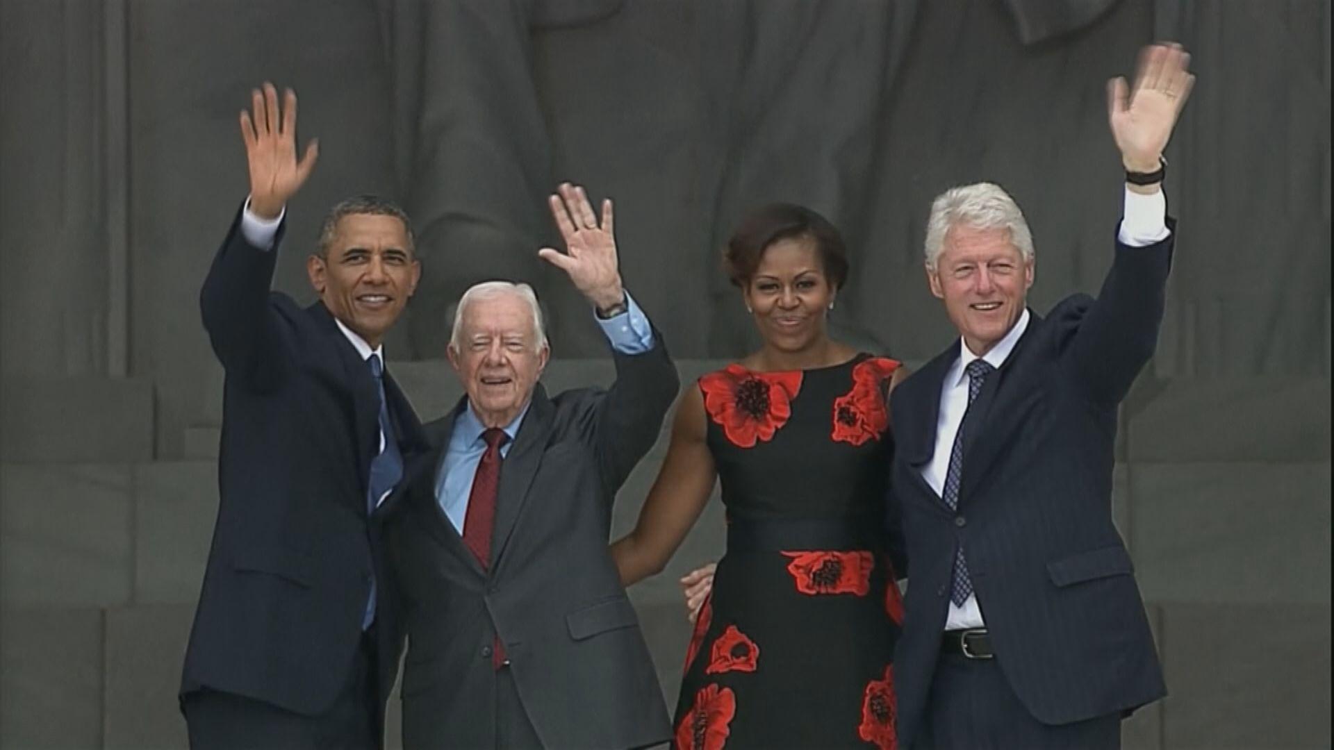 奧巴馬相信拜登會為所有美國人服務