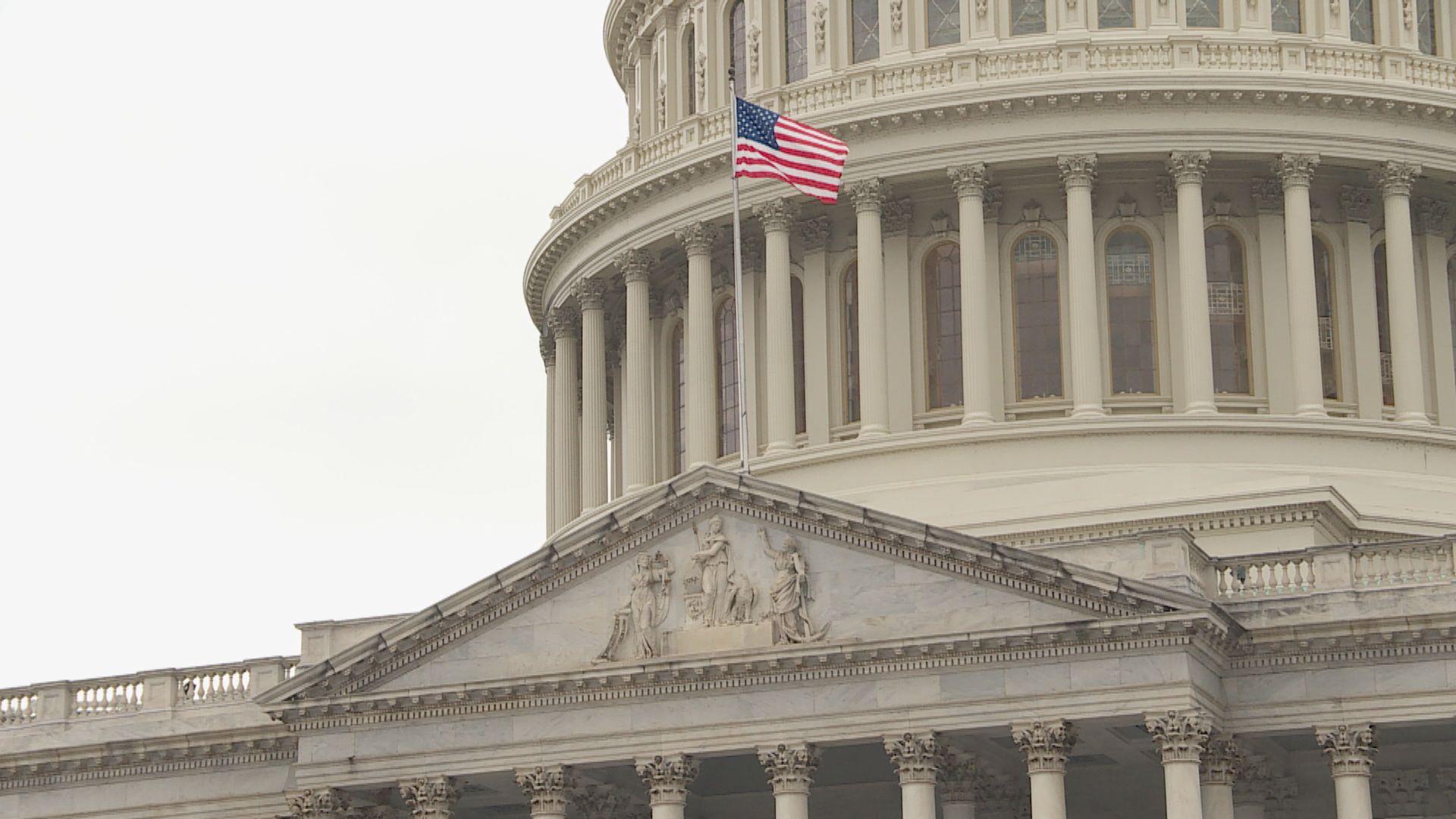 美跨黨派議員提譴責決議案 譴責北京在港侵犯權利自由