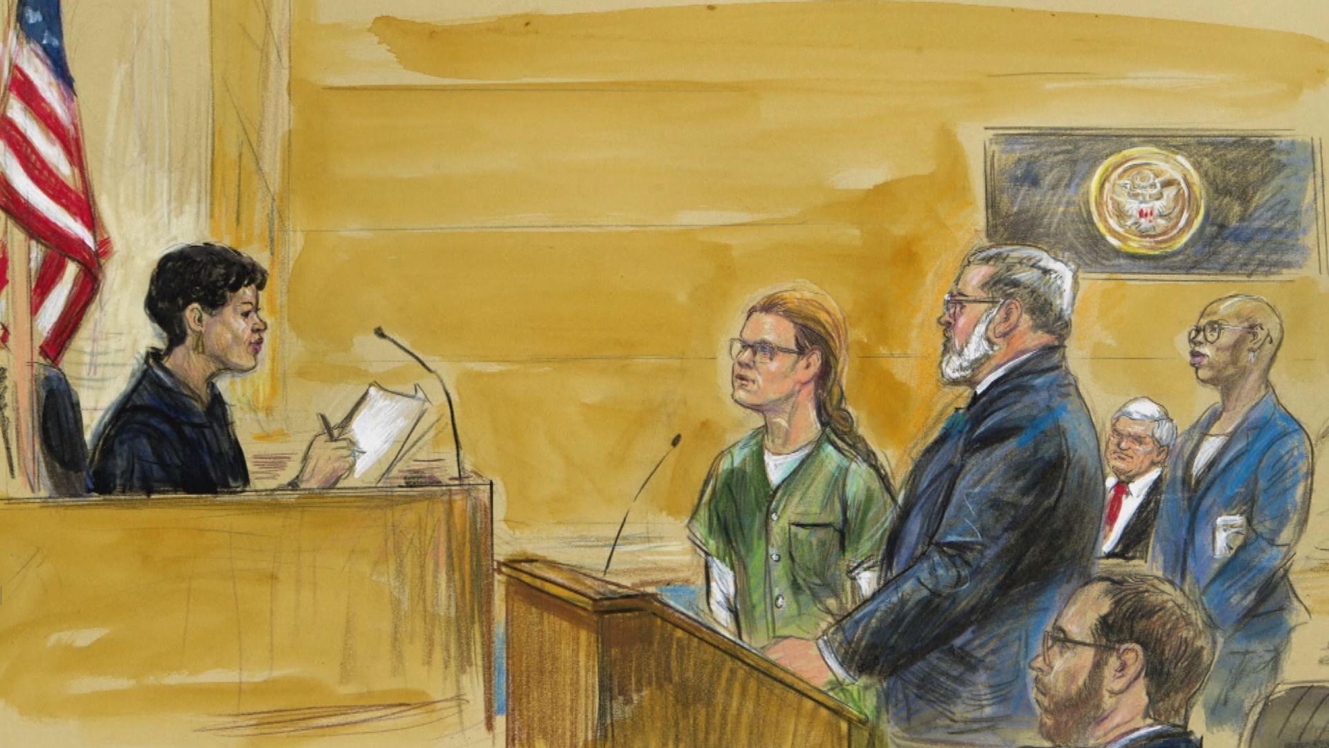 俄女子涉滲透美國政界 被判囚18個月