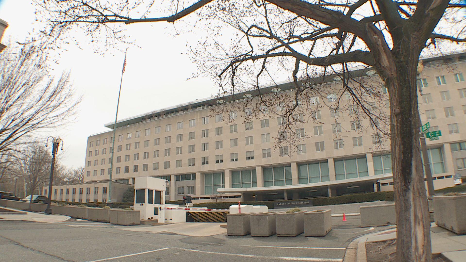 美國以安全為由關閉兩間駐俄領事館