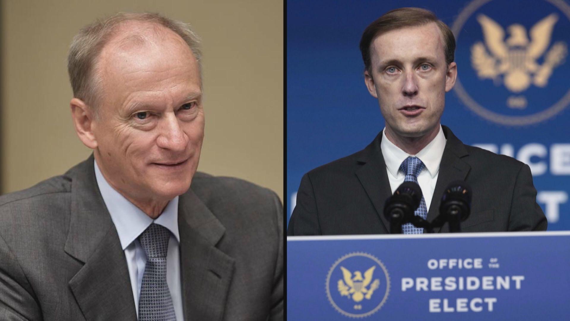 美俄國安官員通電話商討延長核裁軍條約