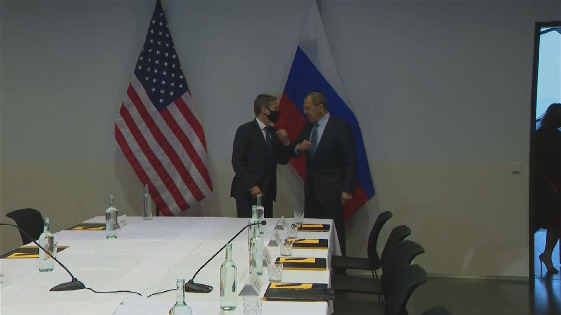 美俄外長冰島會晤 稱兩國仍可尋求合作