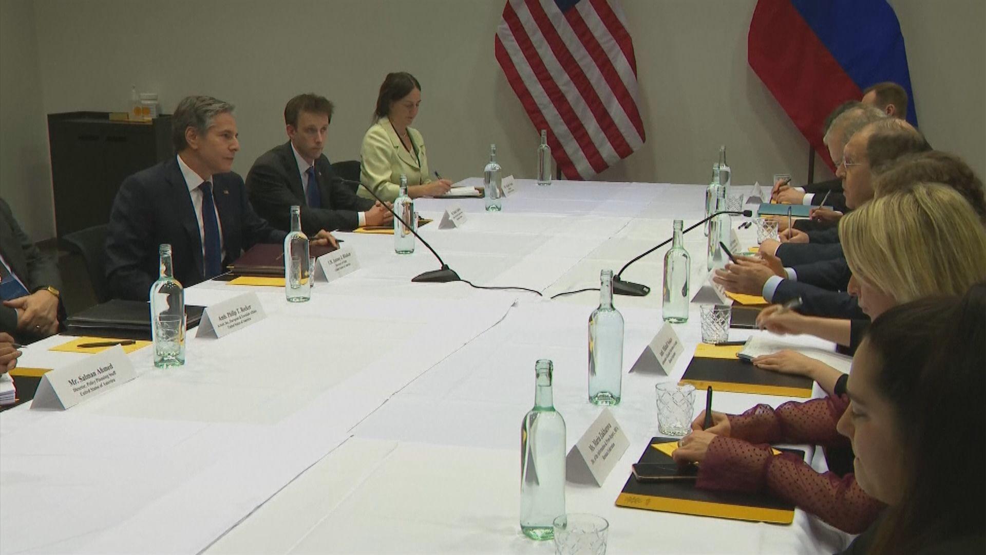 美俄外長冰島會晤 稱兩國分歧嚴重但仍可尋求合作