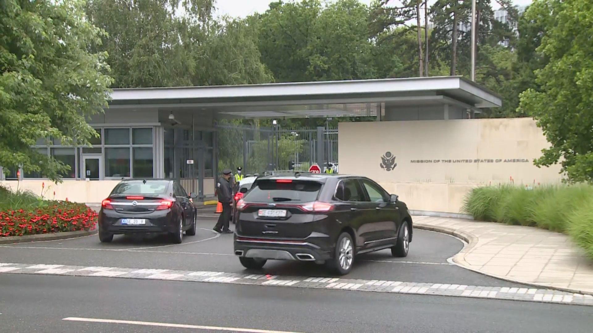 美俄官員於瑞士會晤 討論軍控等問題