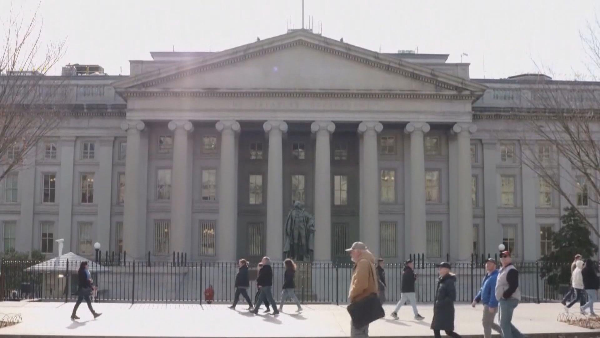 美國財政部制裁四間公司涉助伊朗出口石油 包括兩中企