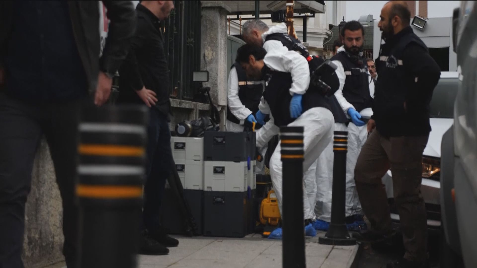 記者卡舒吉失蹤案 土耳其當局擴大搜查範圍