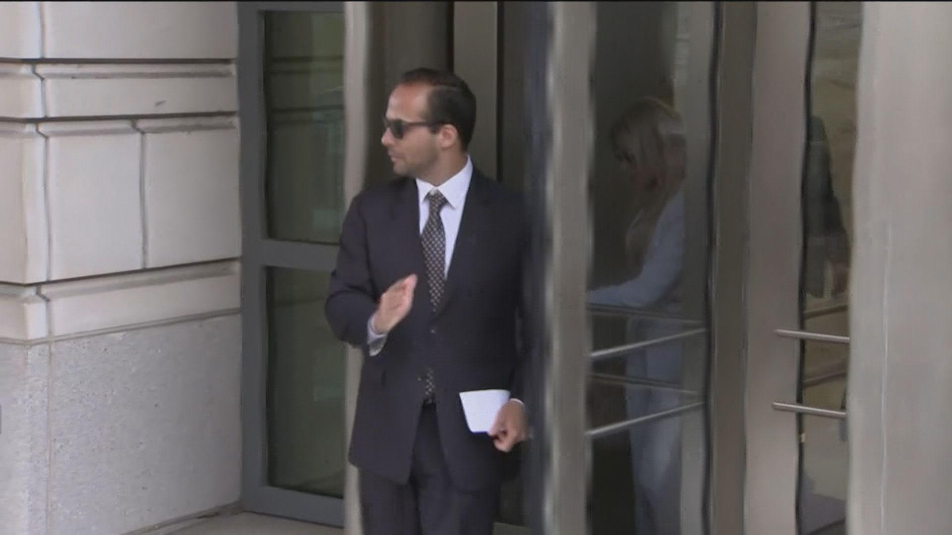 特朗普前競選顧問落假口供判囚14天