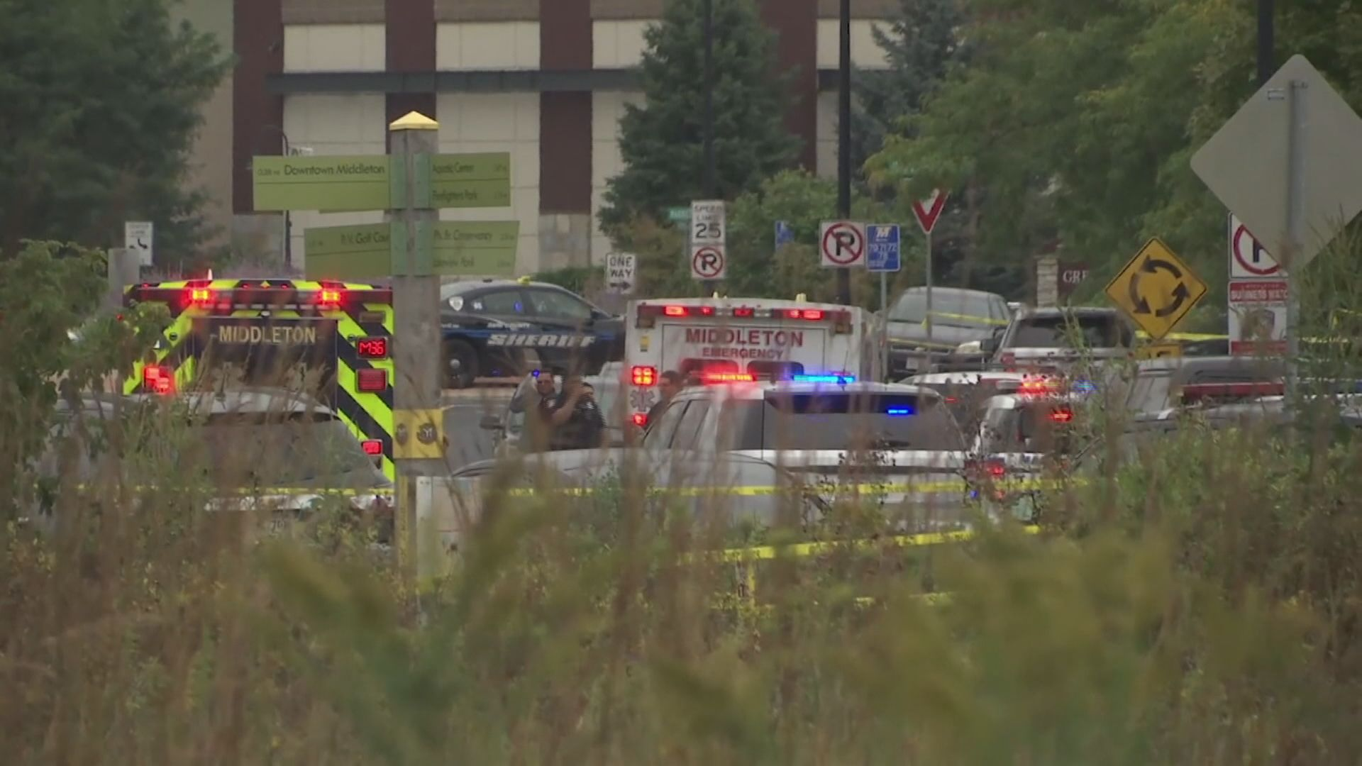 美國威斯康星州發生槍擊案 槍手被擊斃