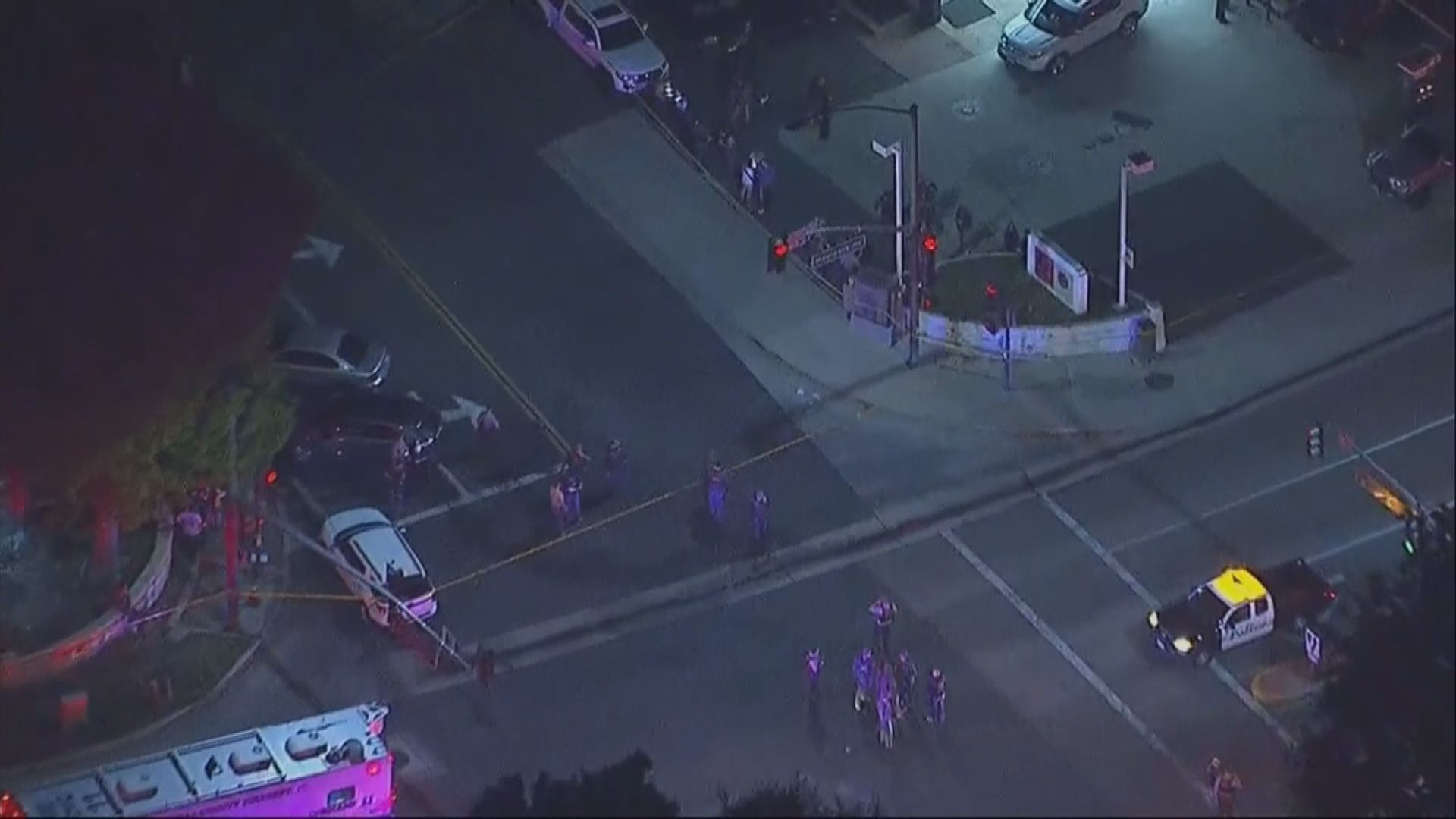 美國南加州酒吧槍擊案多人傷 槍手在逃