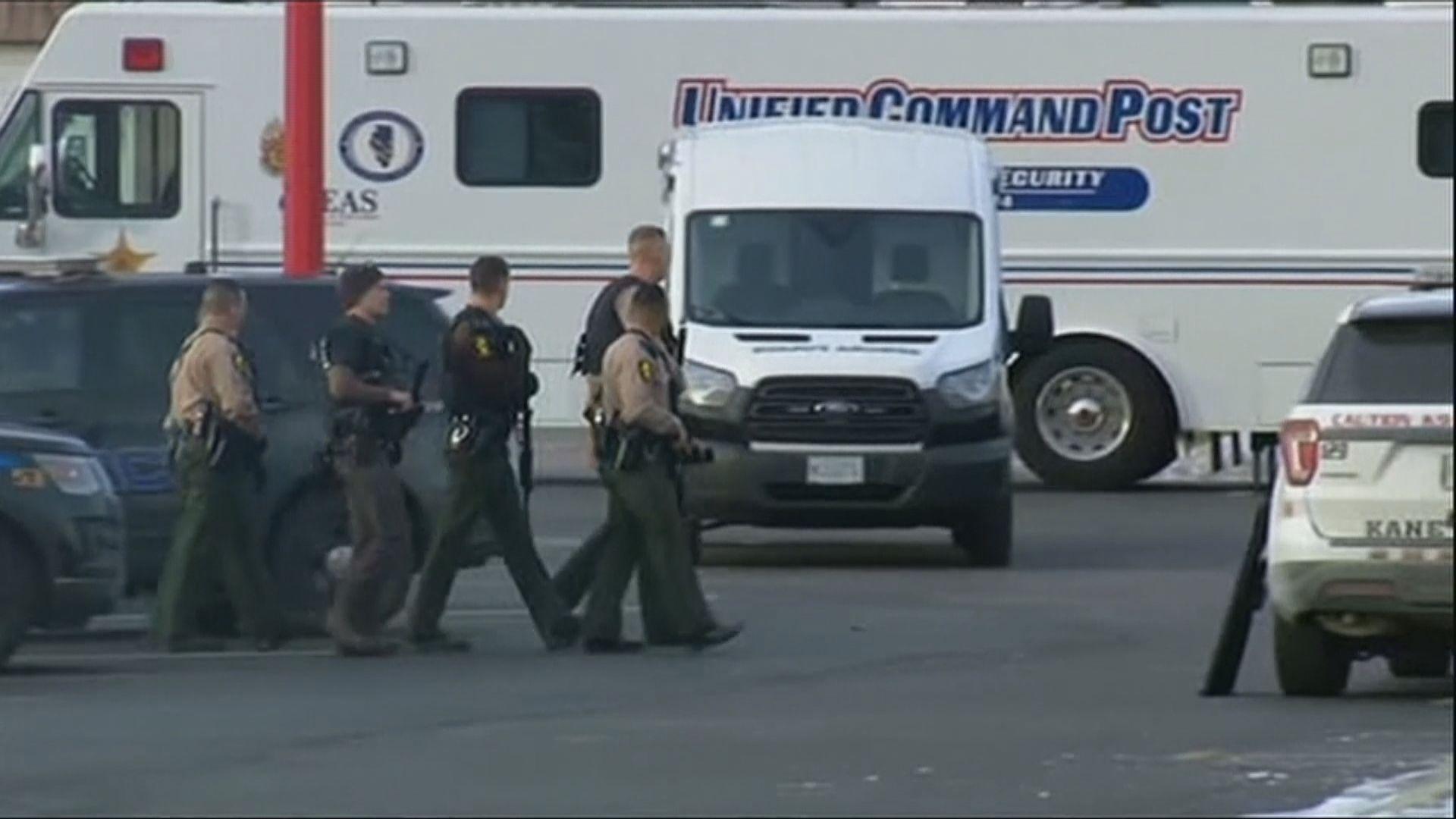 伊利諾伊州槍擊案釀多人死傷