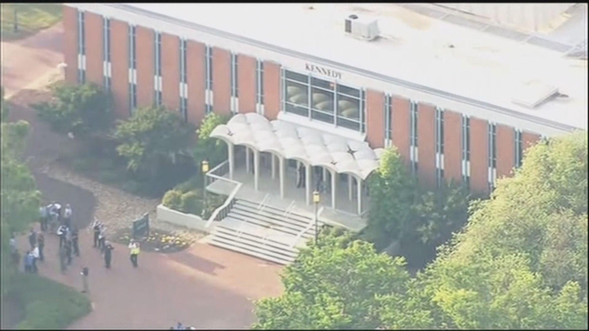 美國北卡羅來納大學槍擊案釀兩死
