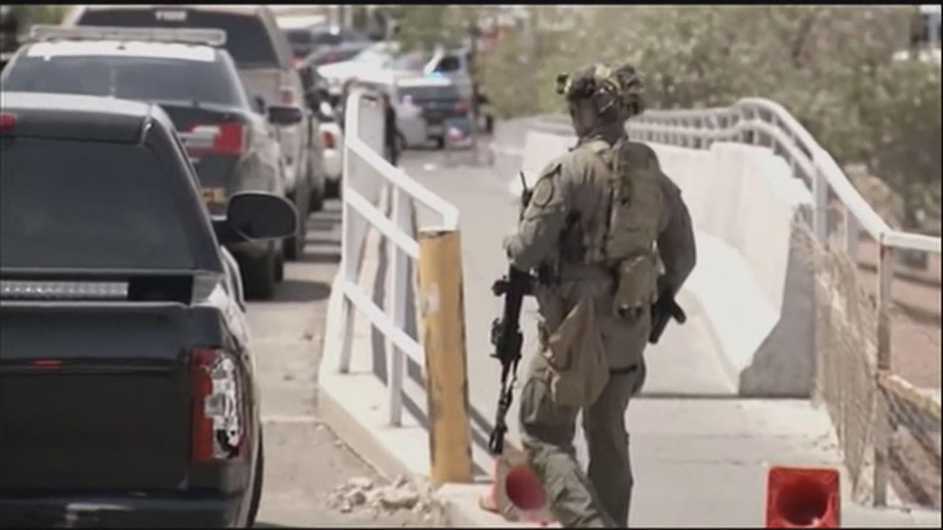 美國得州商場槍擊案最少十九死 二十多人受傷