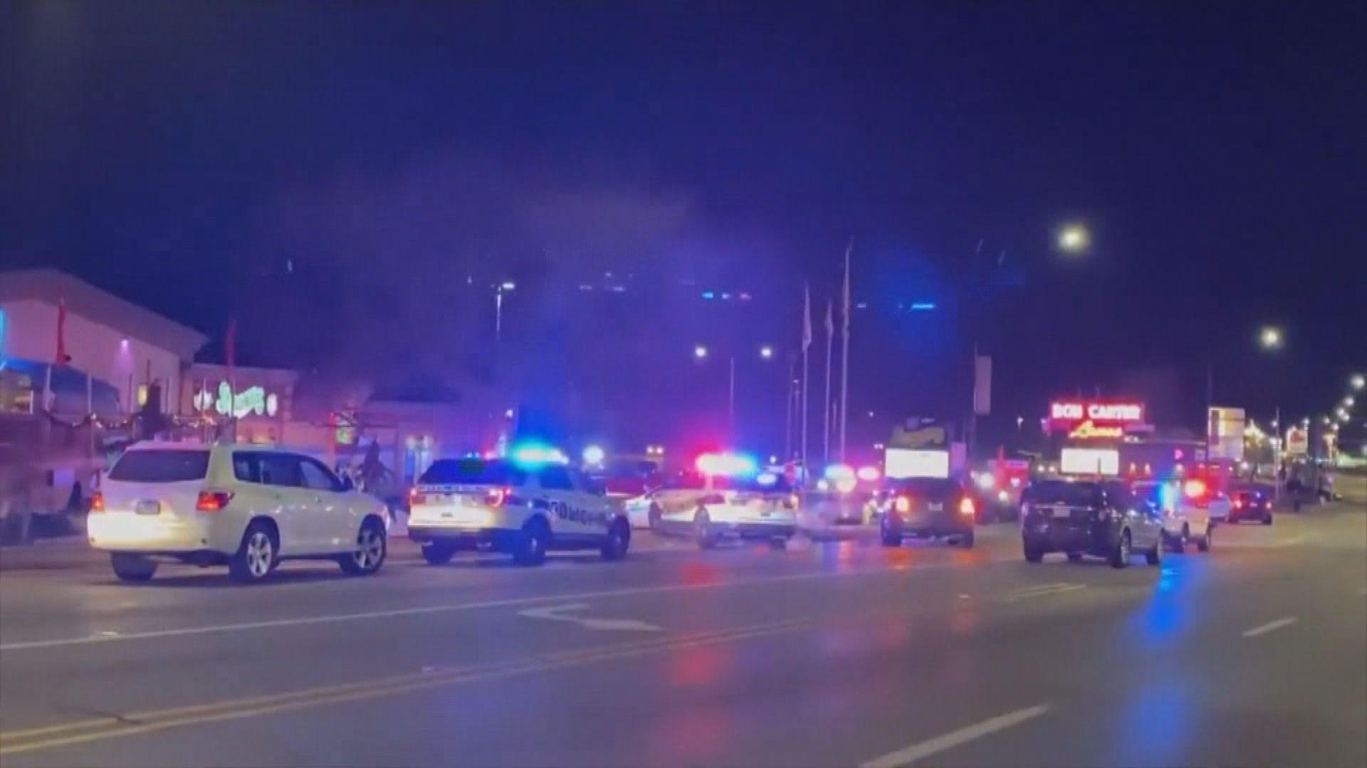 美國伊利諾伊保齡球館槍擊案釀三死三傷