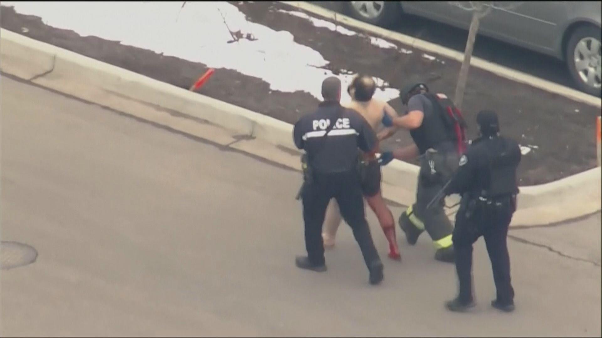 美國科羅拉多州超市槍擊案釀10死 包括一警員