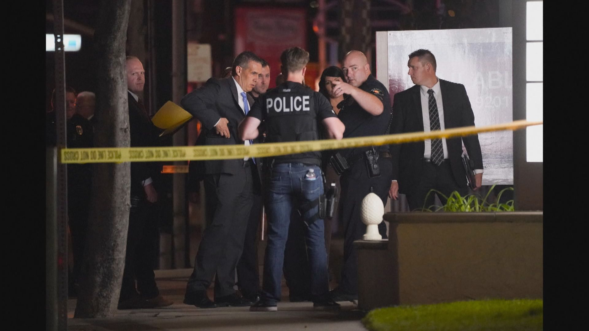 美國加州發生槍擊案 四死二傷