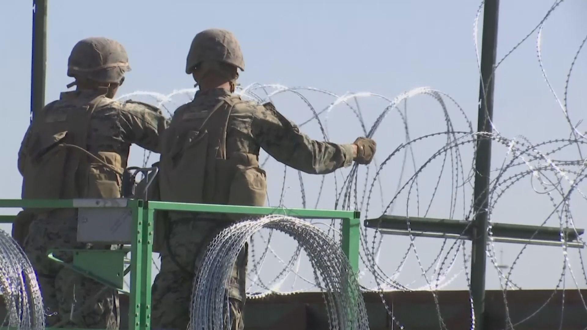 特朗普倡建邊境鋼欄以爭民主黨同意撥款