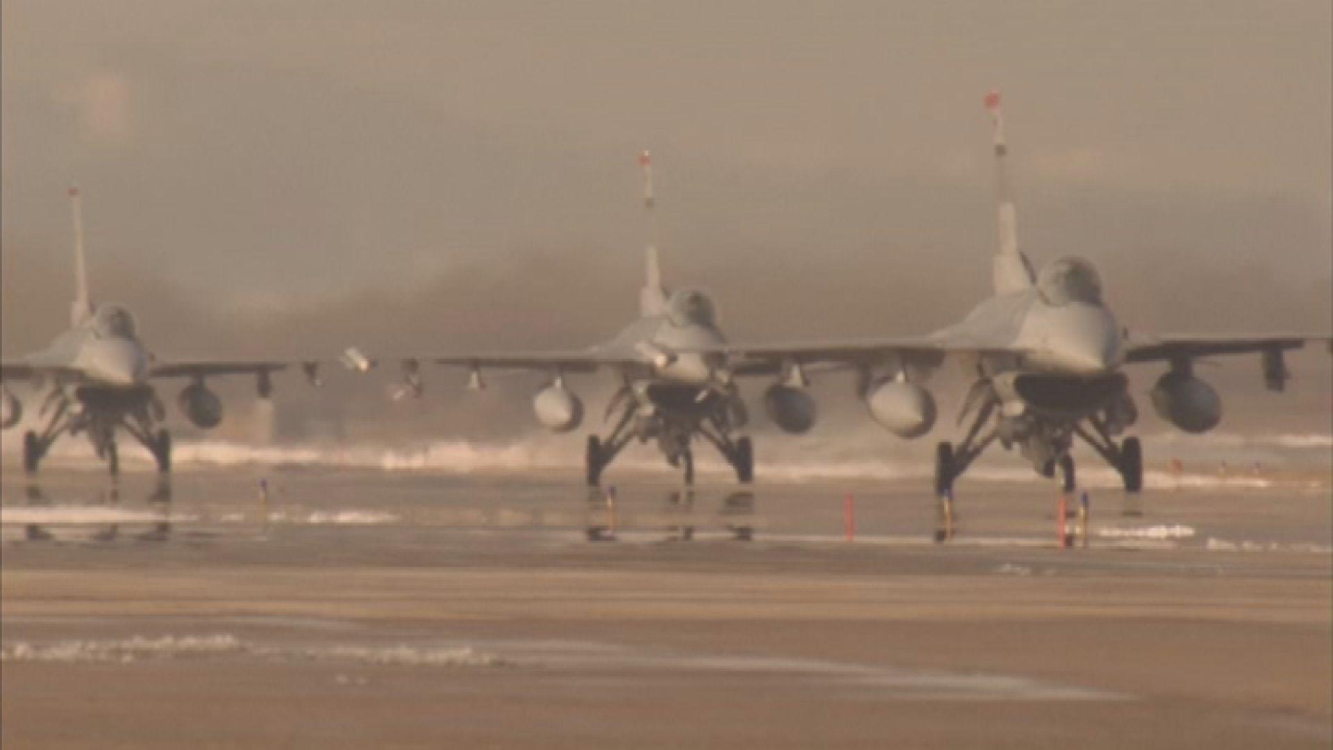 美韓取消年底聯合空軍演習