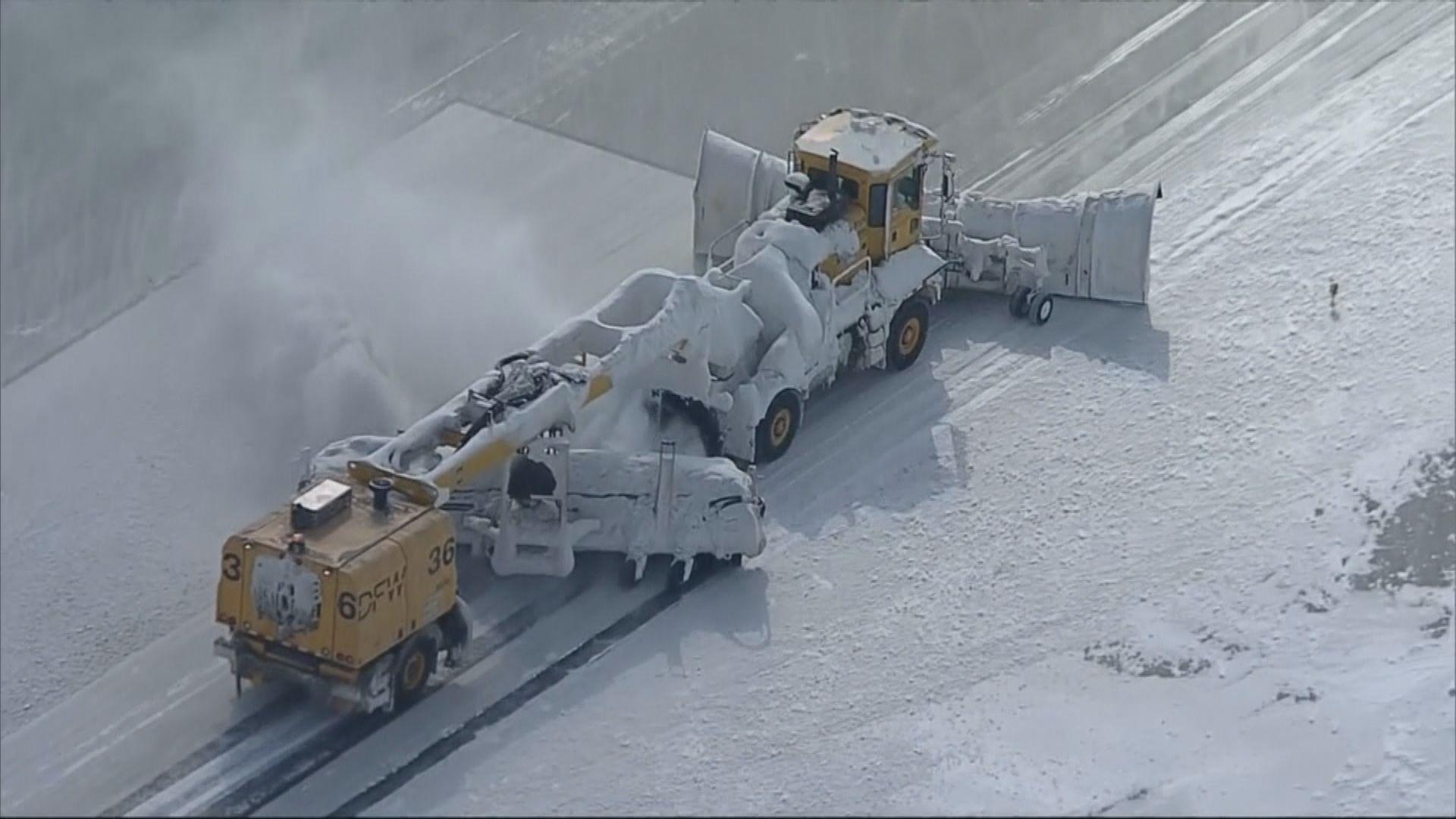美國得州受暴風雪吹襲致大規模停電 電價飆升百倍
