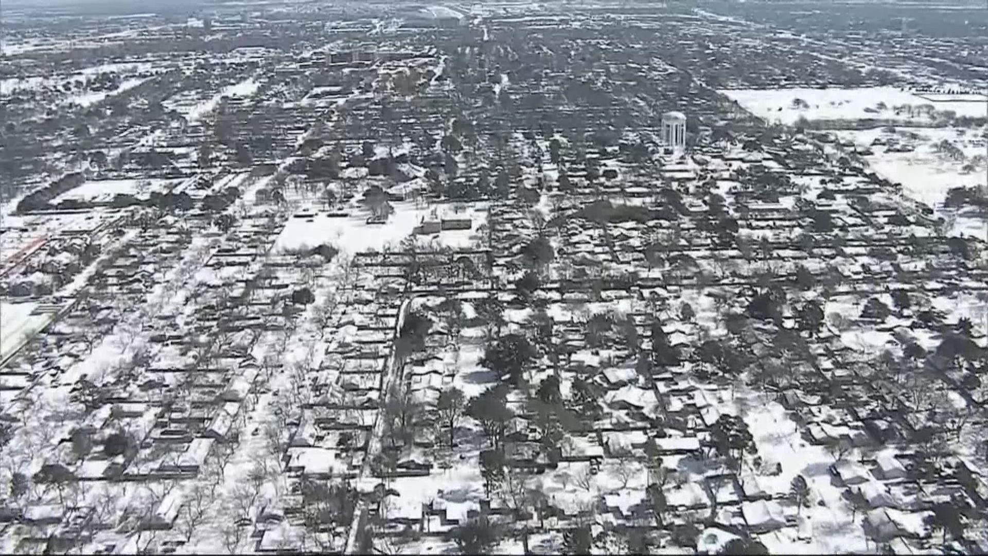 北極寒流續襲美國多州 廣泛地區停電
