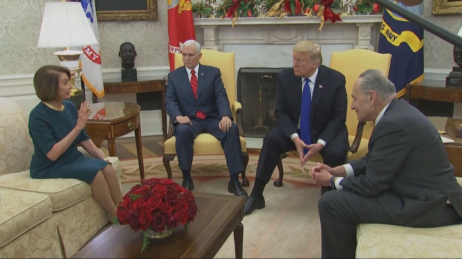 特朗普下月5日到國會發表國情咨文