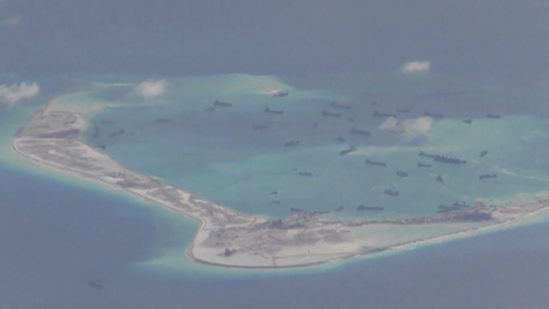 美方不排除制裁與南海議題相關中國官員和企業