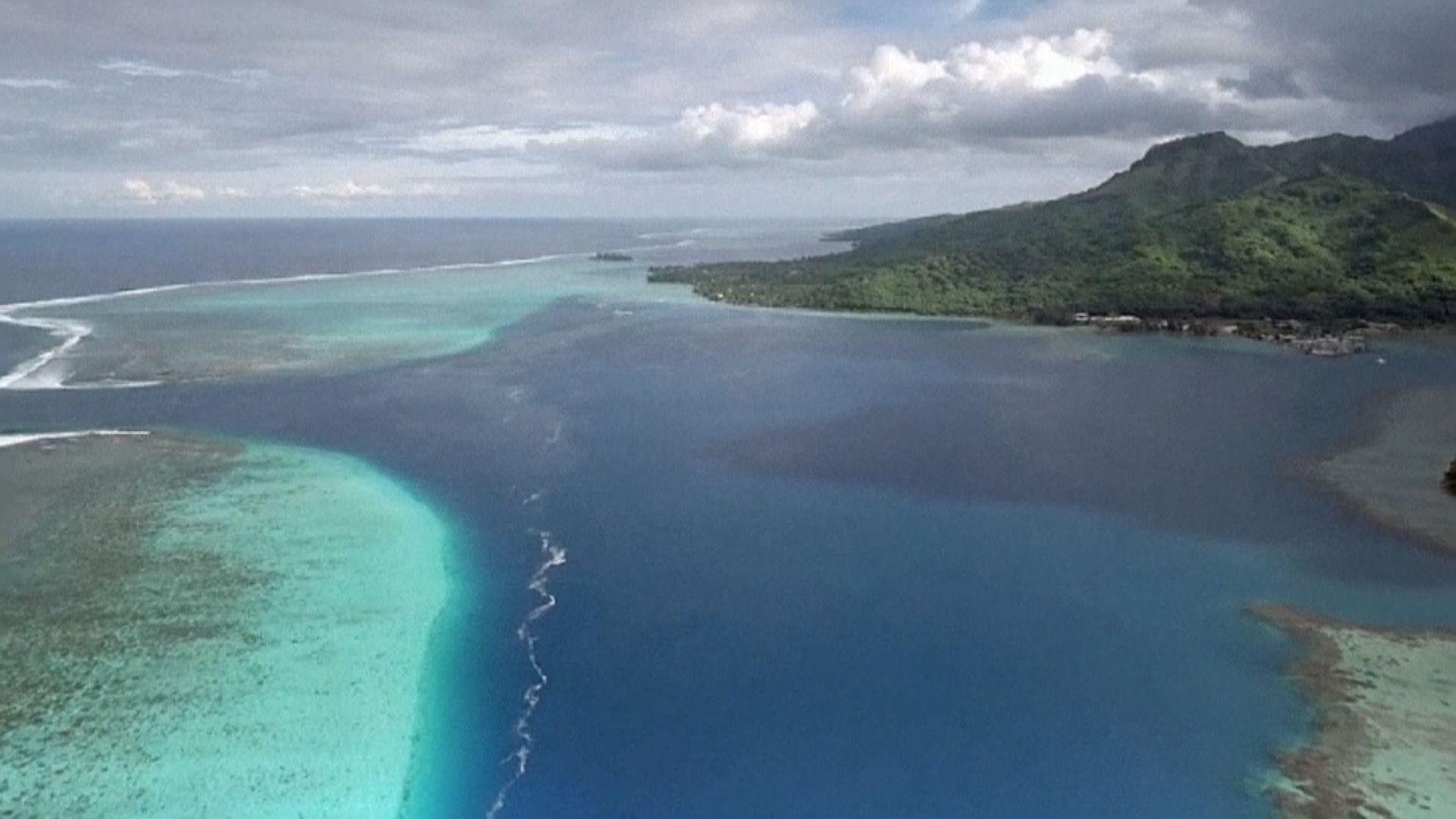 美軍驅逐艦再駛近南海中國控制島礁