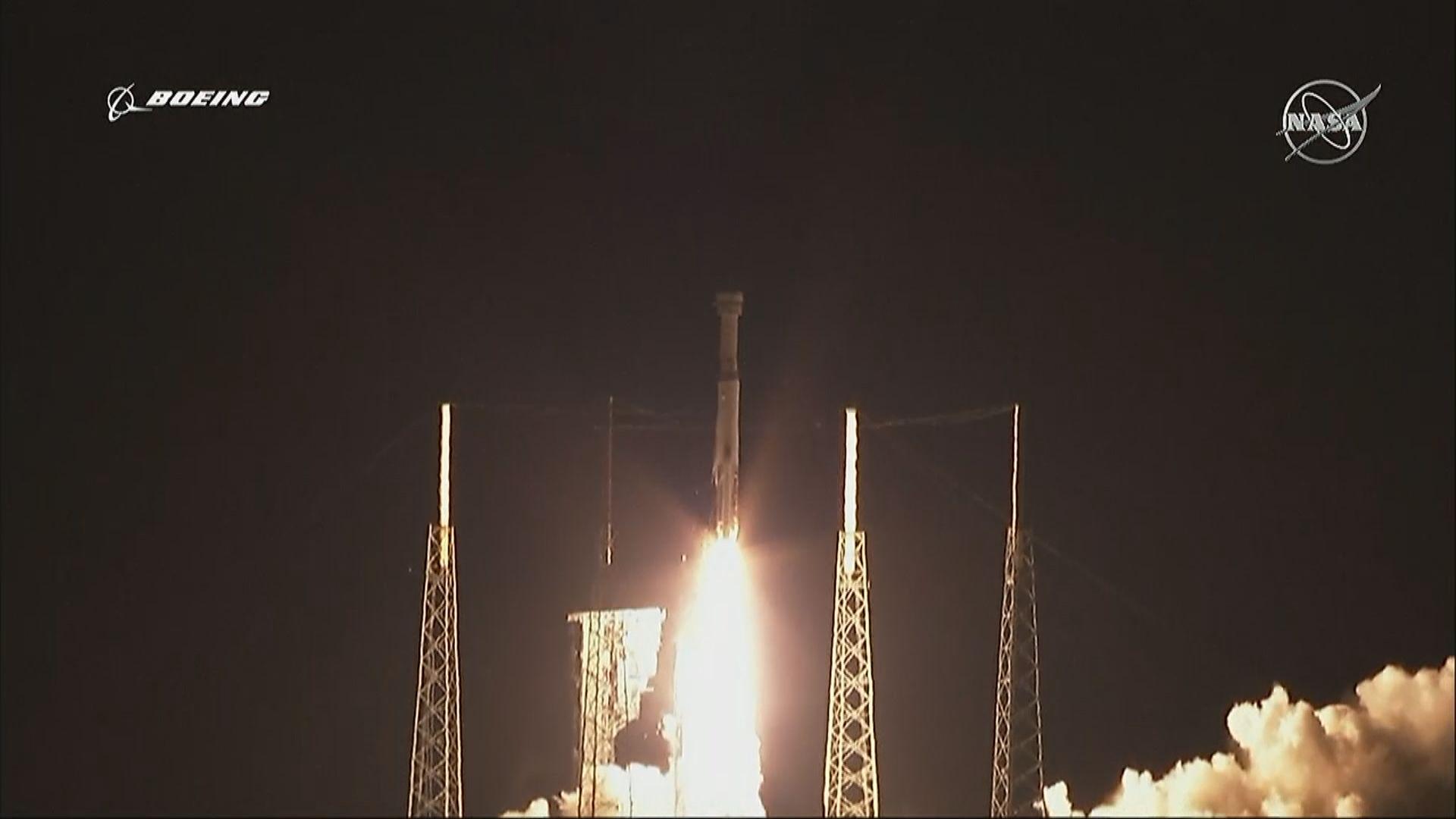 波音太空船未能進入預定軌道 美國商業載人航空計劃再受挫