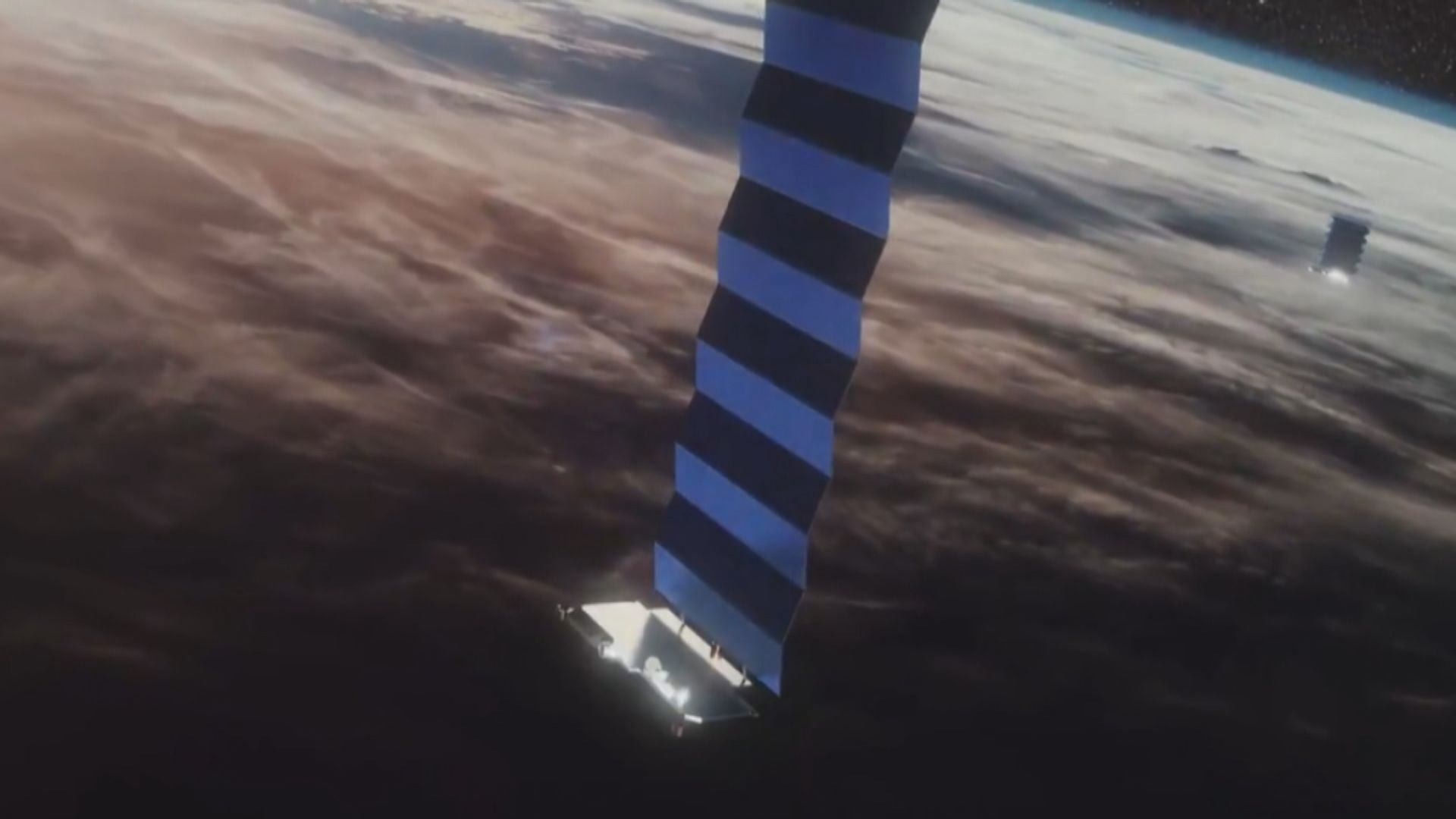 SpaceX發射通訊衛星以提供互聯網服務