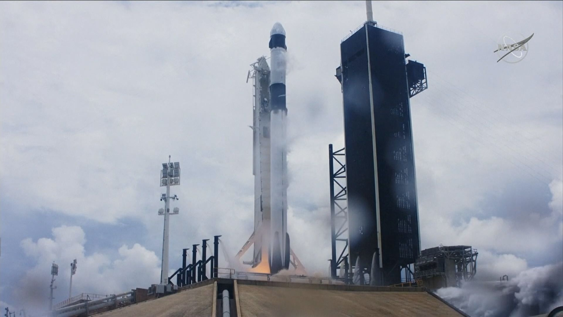 SpaceX運送生物到國際太空站進行研究