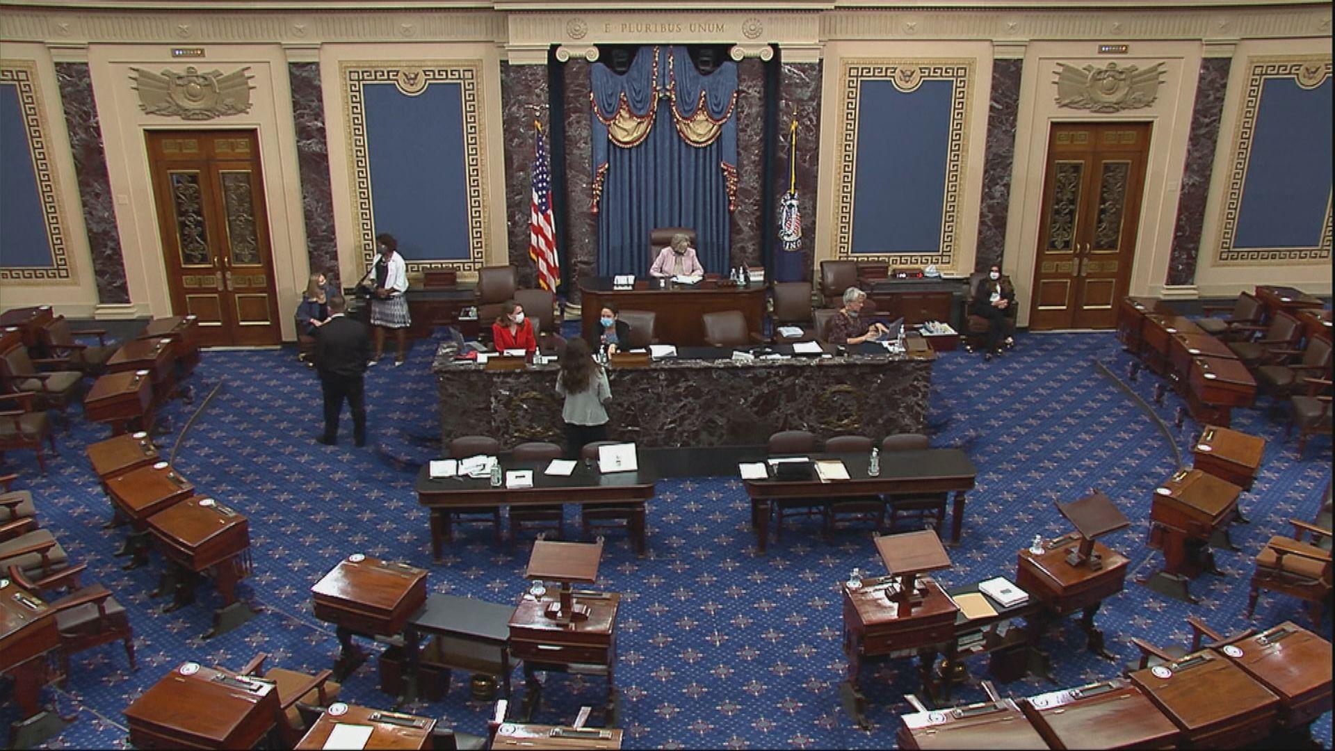 共和黨「瘦身版」刺激經濟議案未獲美參議院通過
