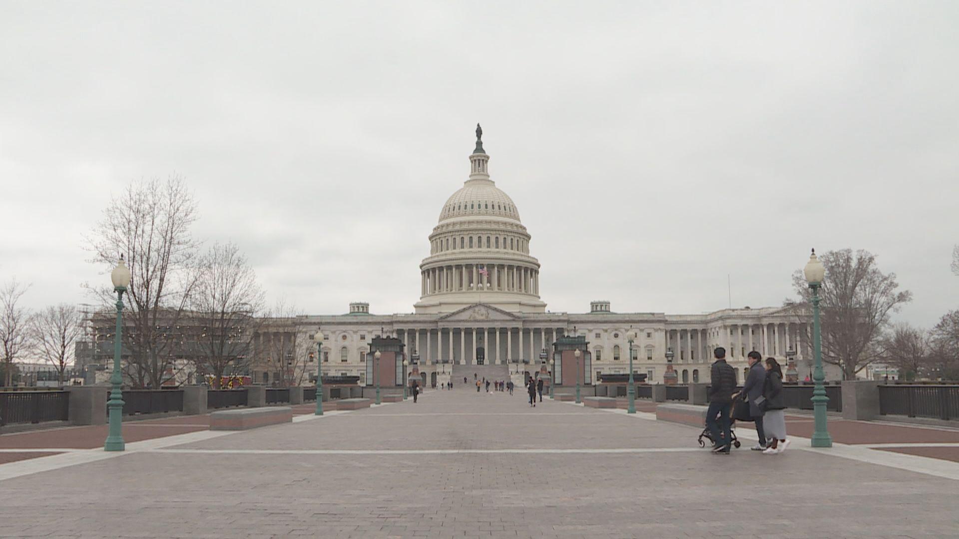 美國國會就9000億美元新刺激方案達成協議