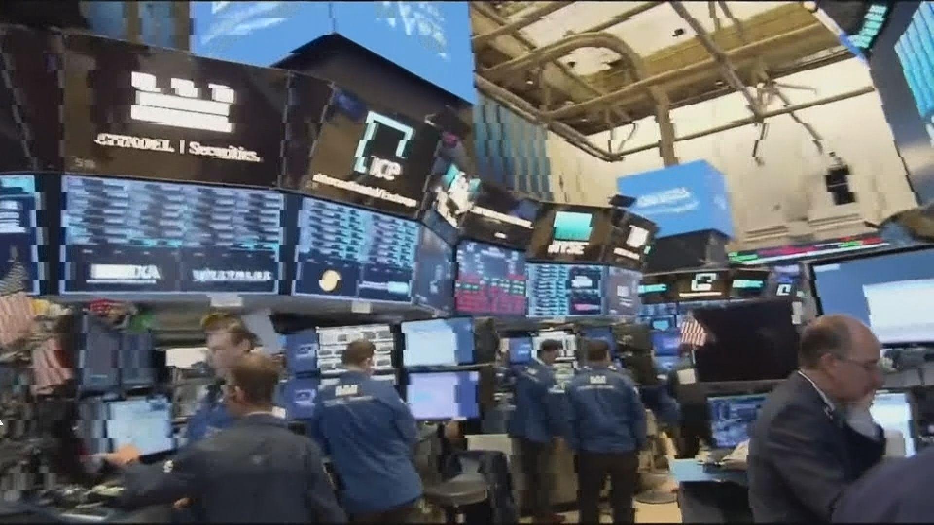 科技股造好 標指和納指連續4天創新高