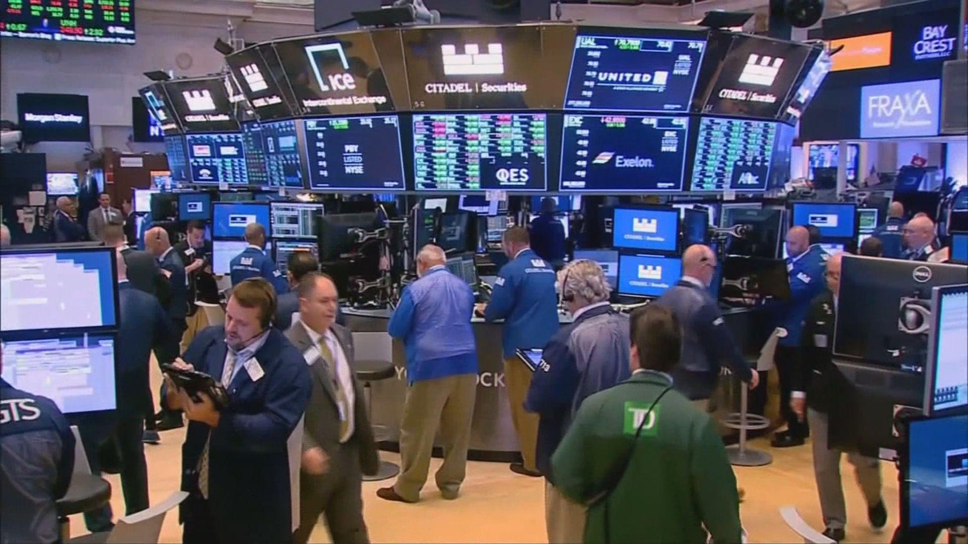 市場憂慮中美易戰升級 美股結束4連升