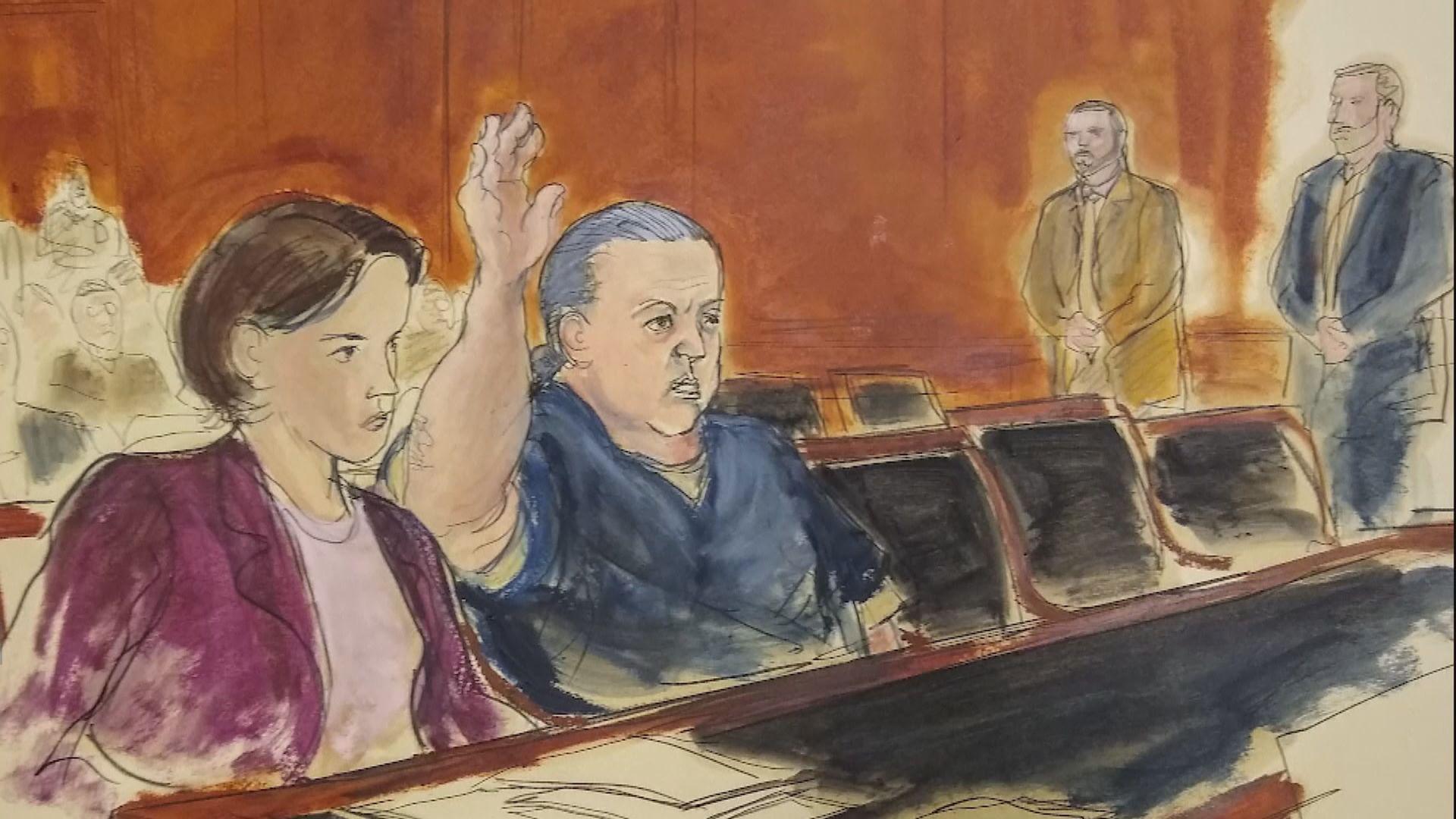 美國郵包炸彈案疑犯再出庭應訊