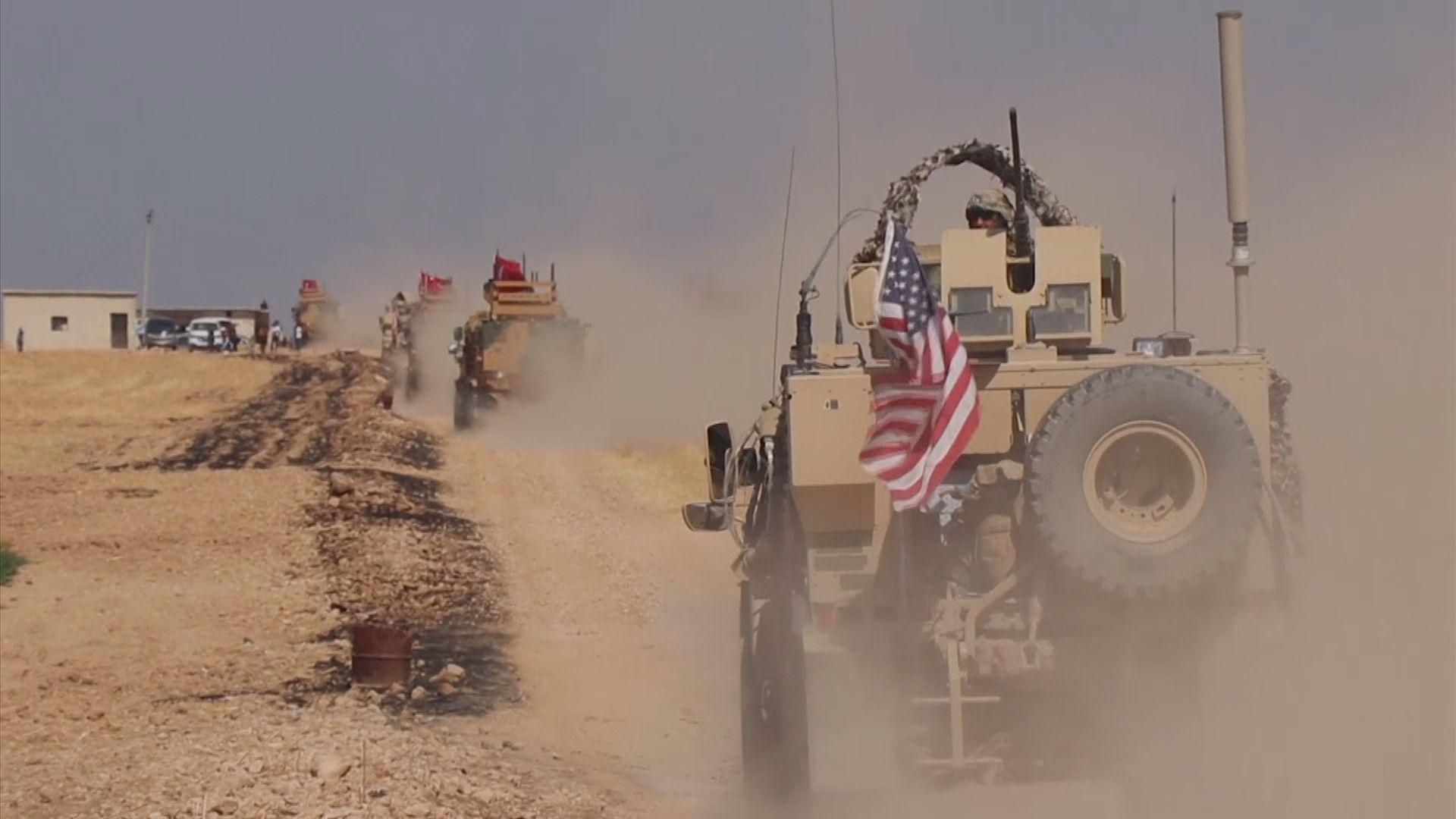 美國被指默許土耳其攻打庫爾德族武裝
