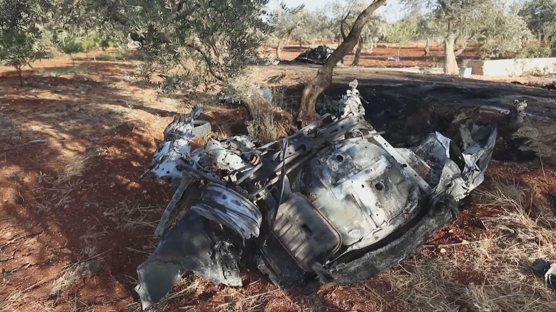 美軍無人軍空襲敘利亞擊殺一名阿爾蓋達高層領袖