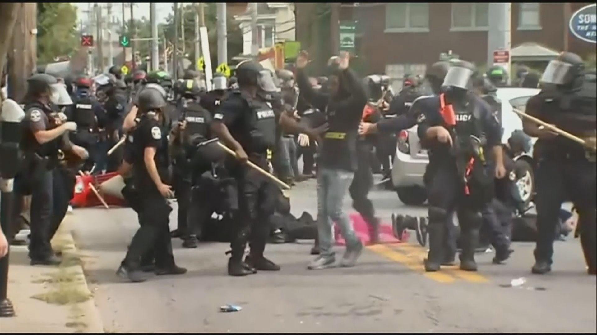 美民衆不滿三警不用為誤殺黑人女子負責 發起全國示威