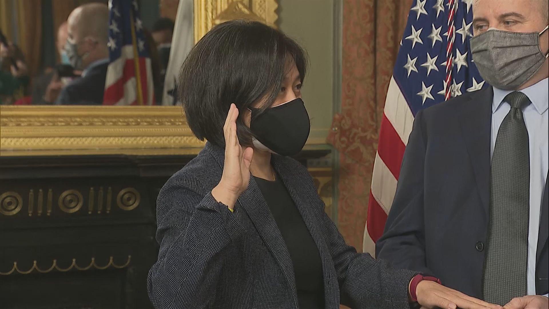 美國貿易代表戴琦與多國貿易官員通電話