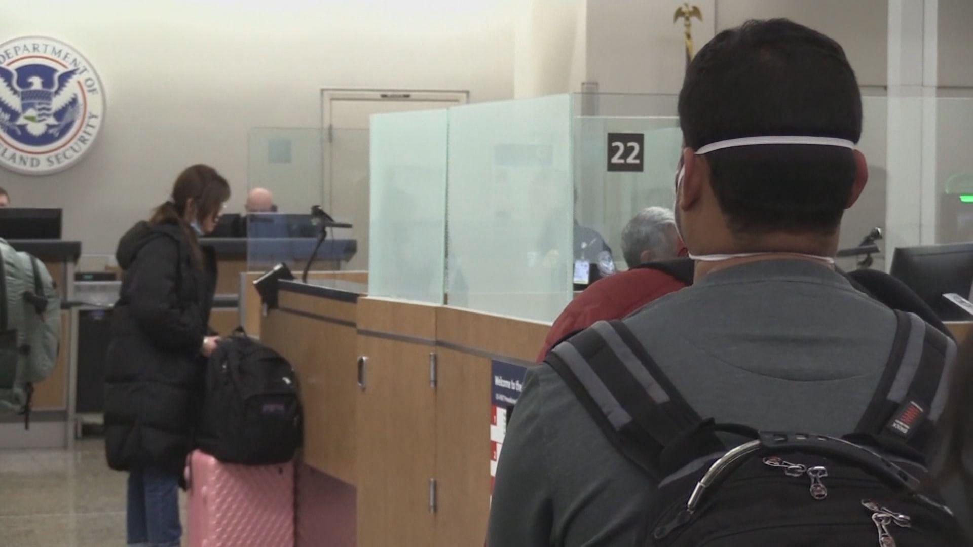 美國研究要求入境旅客須先完成接種疫苗