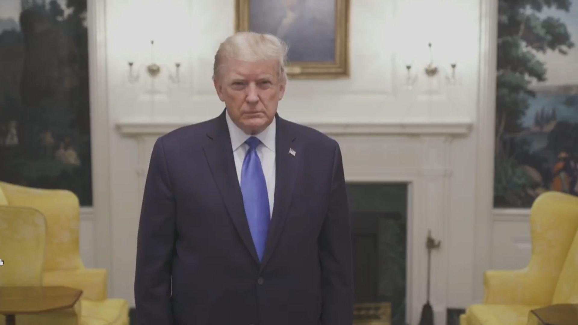 據報特朗普呼吸困難 白宮官員深感憂慮
