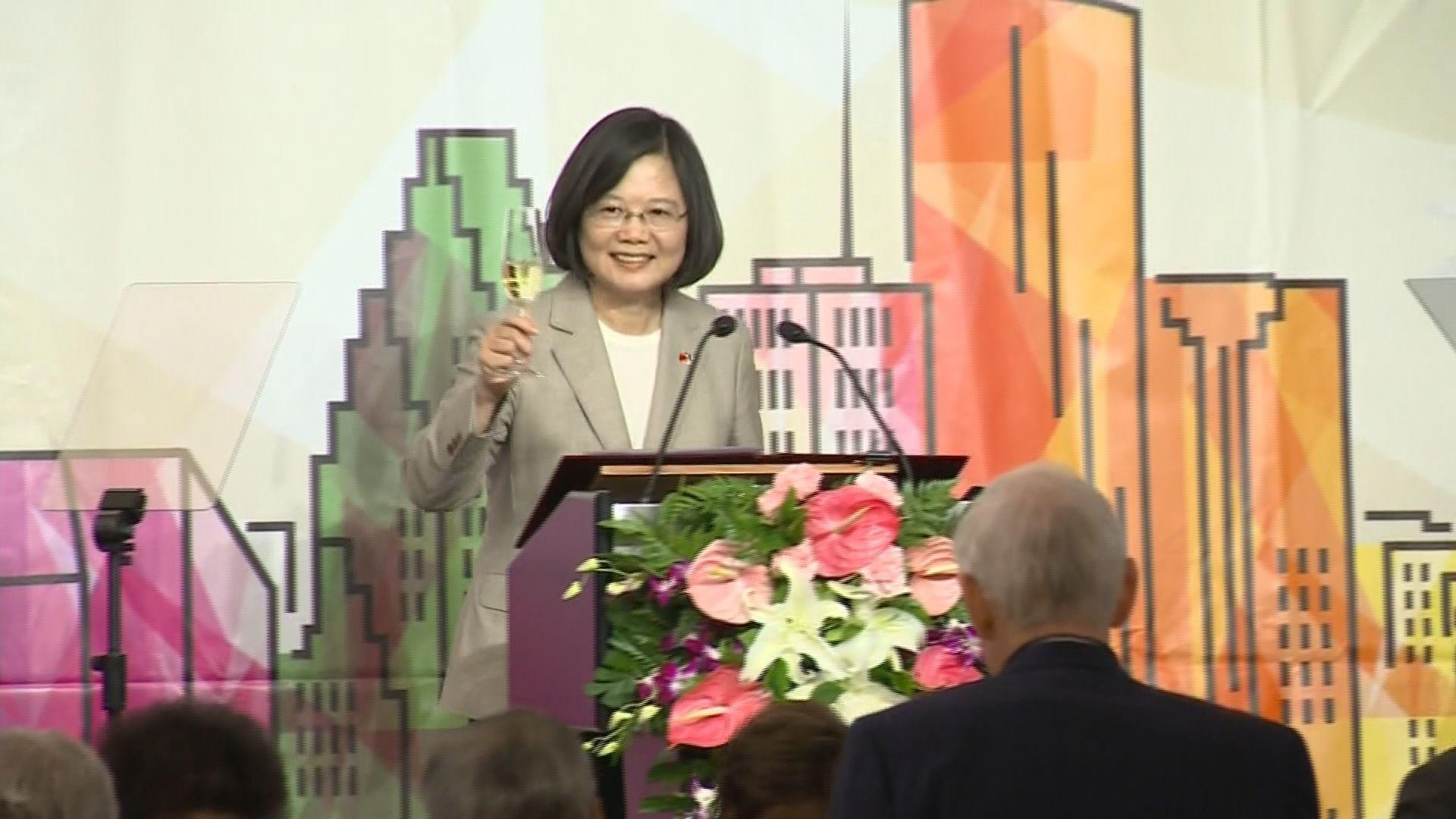 首位台灣領導人過境美國參觀官方機構