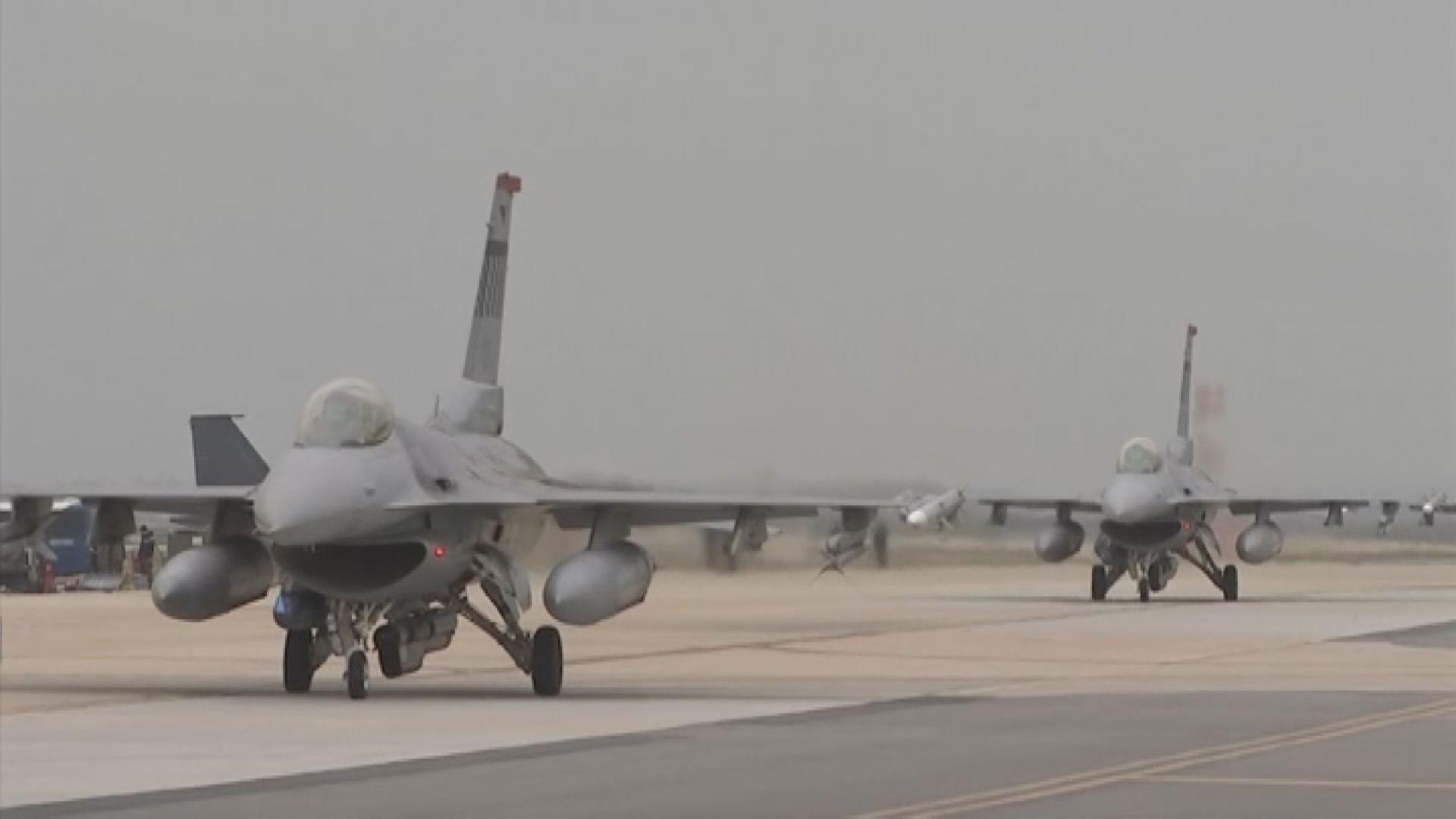 美兩黨國會議員支持對台出售戰機計劃